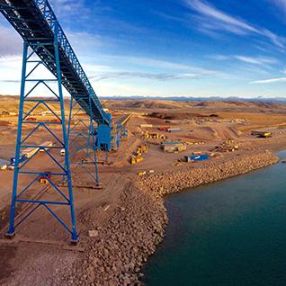 Baffinland Iron Ore Mine
