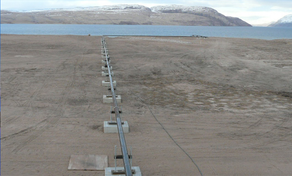 Baffinland Iron Ore Photo 1