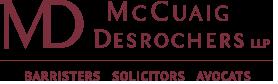 McCuaig Desrochers LLP