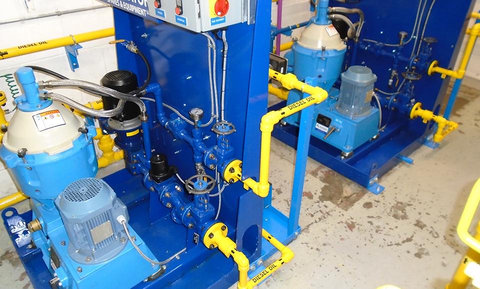 Iqaluit Fuel Room Upgrade 02