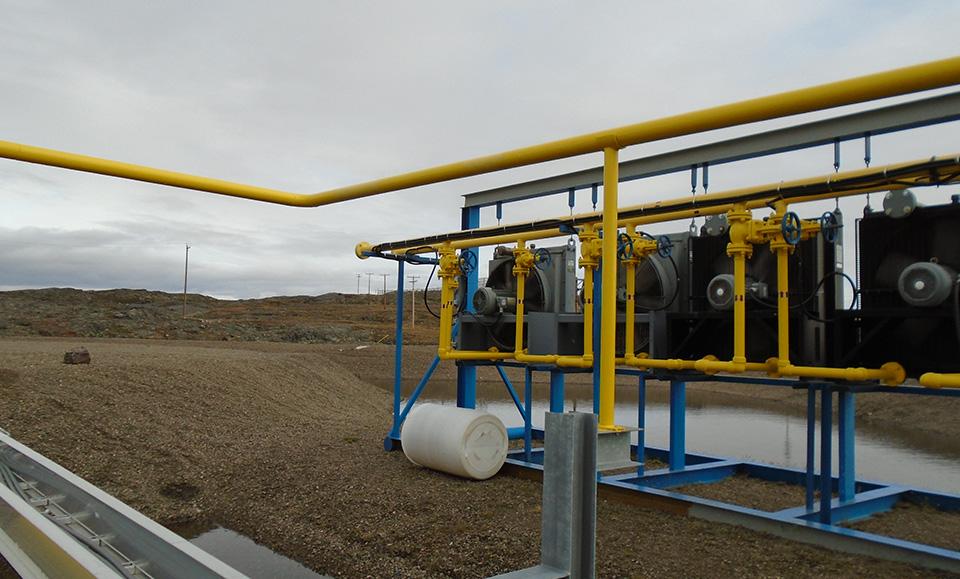 Iqaluit Fuel Room Upgrade 03